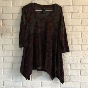 Premise tunic style top